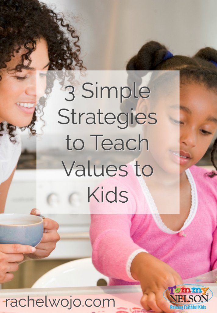 Teach values to kids with these three simple strategies that can turn everyday conversations into life lessons.
