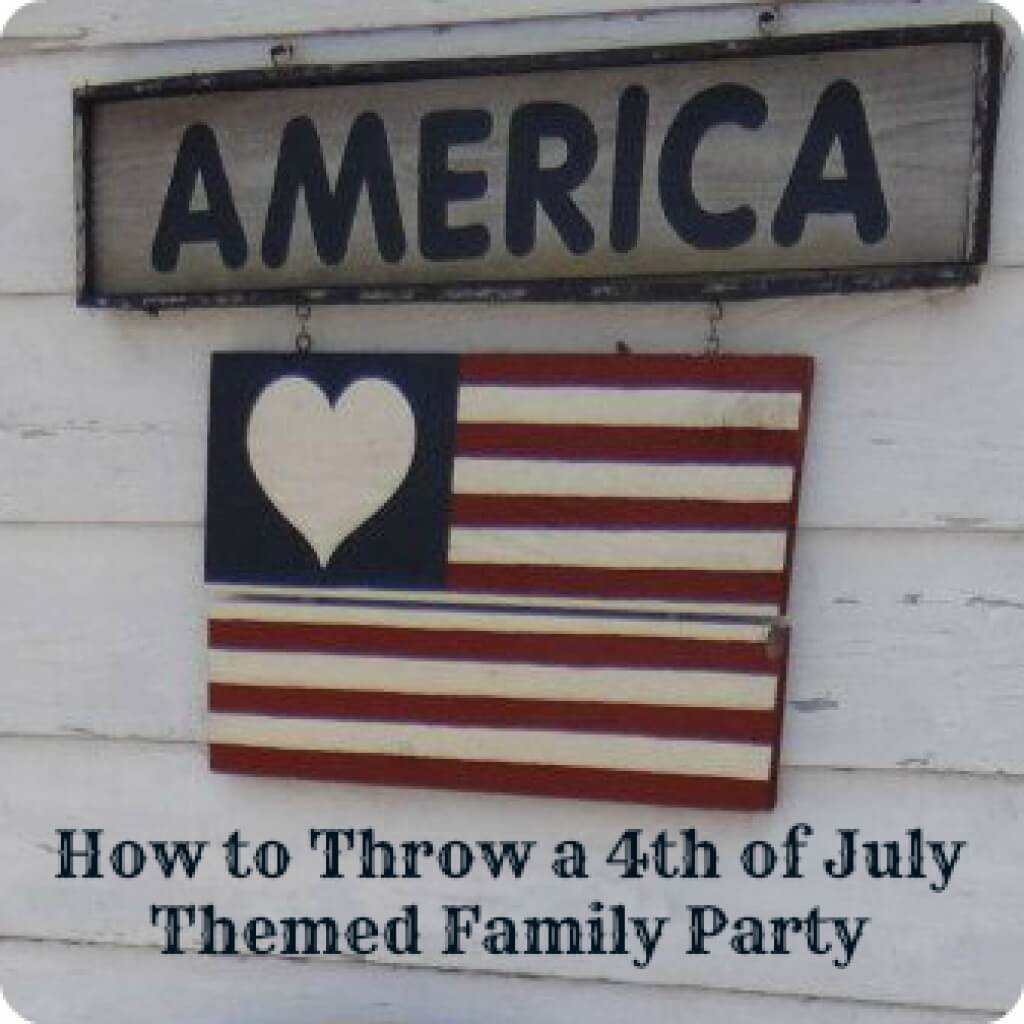 4th of july festivites