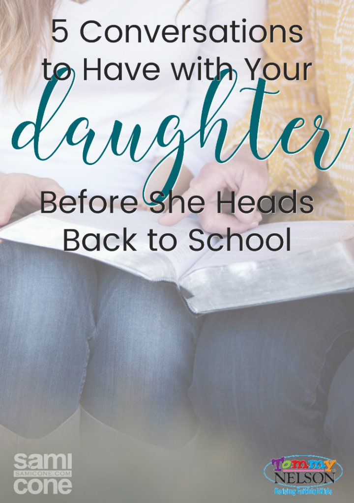 Conversations to Have With Your Daughter