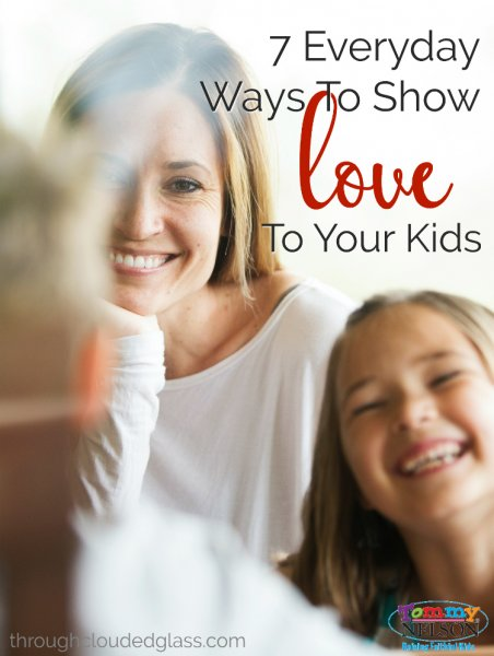 Love these everyday ways to show love to your kids that will make them feel as important as they are!