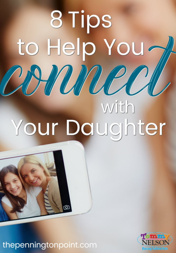 connect with your daughter