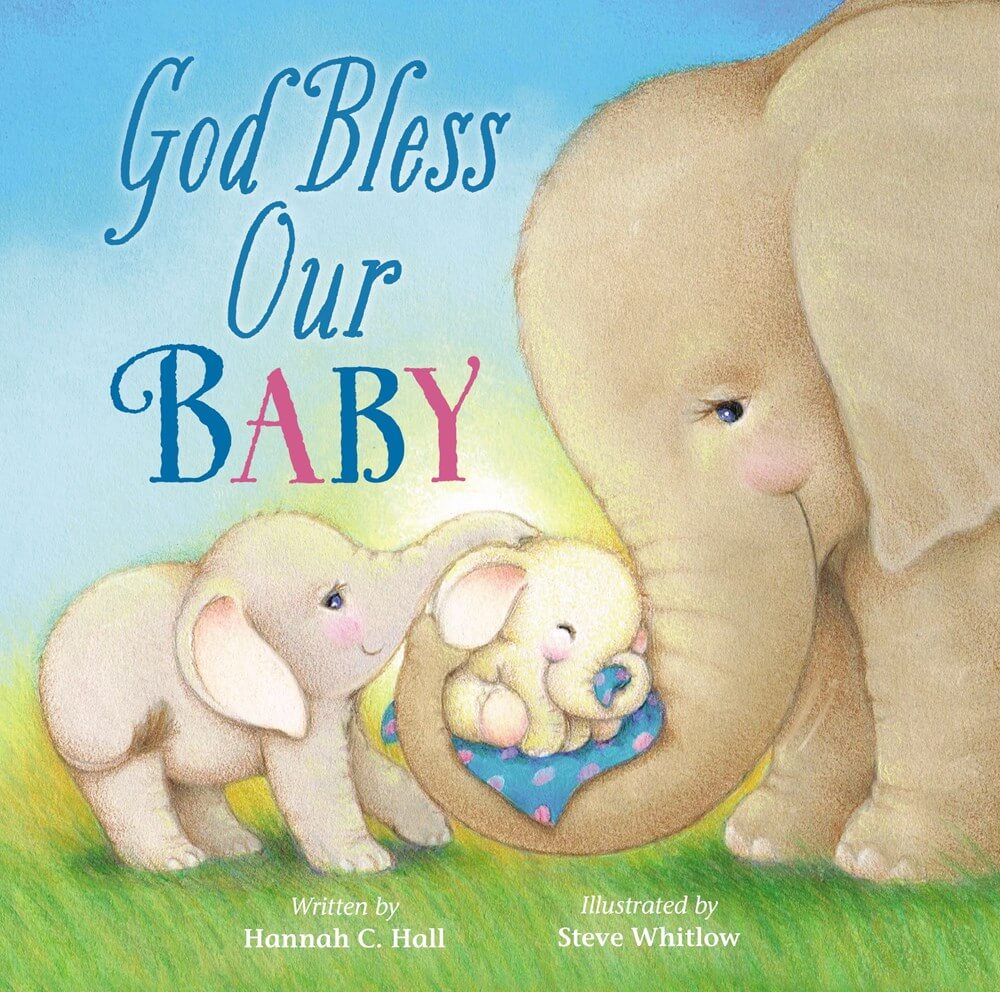 God Bless You and Good Night Touch and Feel by Hannah C  Hall