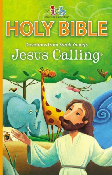 Holy Bible - Devotions from Sara Young's Jesus Calling