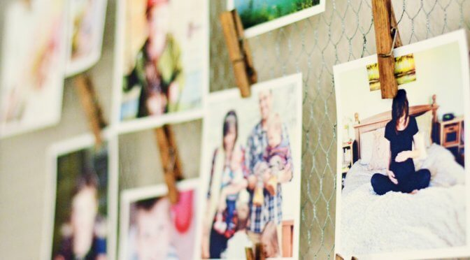 How to Capture Family Memories In The Middle Of The Mess