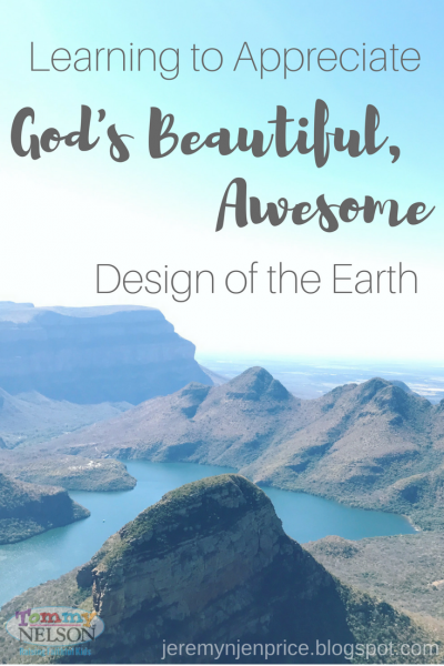 God's Beautiful, Awesome Design