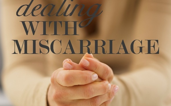 Dealing With Miscarriage