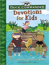 Duck Commander Devotions for Kids