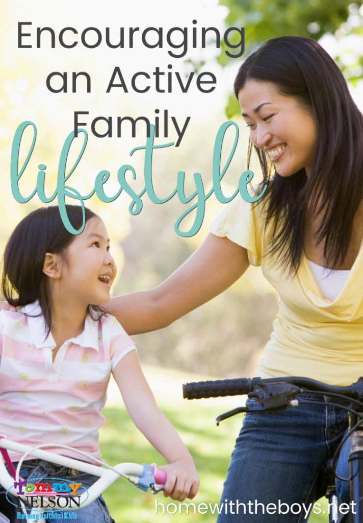 active family lifestyle