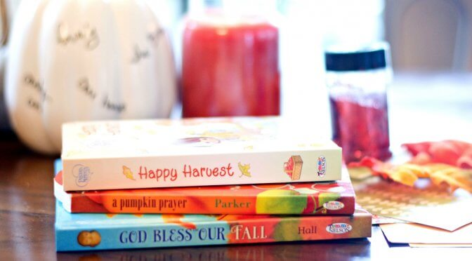 Three Easy Fall Craft Ideas (and books to go with them!)