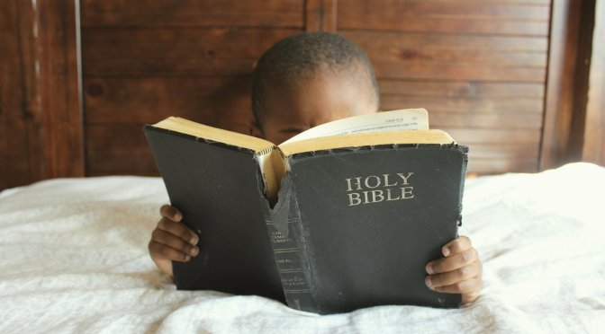 3 Ways to Encourage a Child's Hunger for God's Word