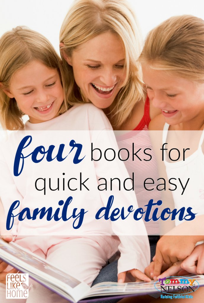 four-books-for-quick-and-easy-family-devotions
