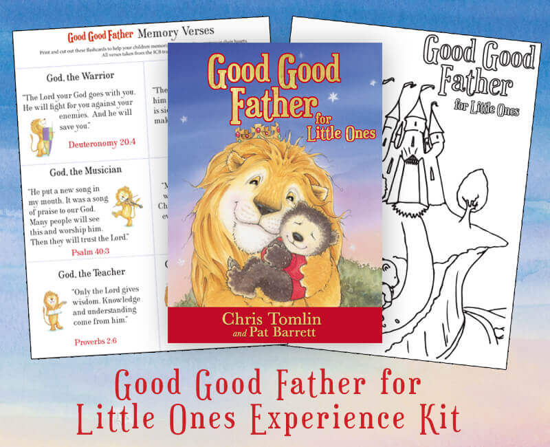 Good Good Father for Little Ones Experience Kit