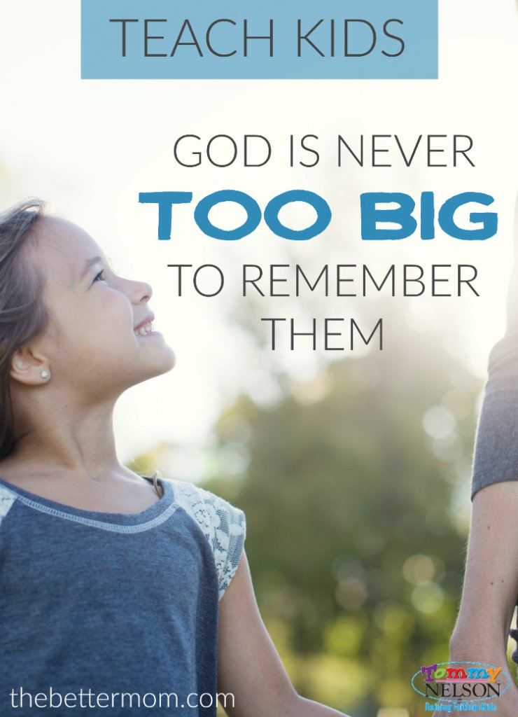 God is Never too Big