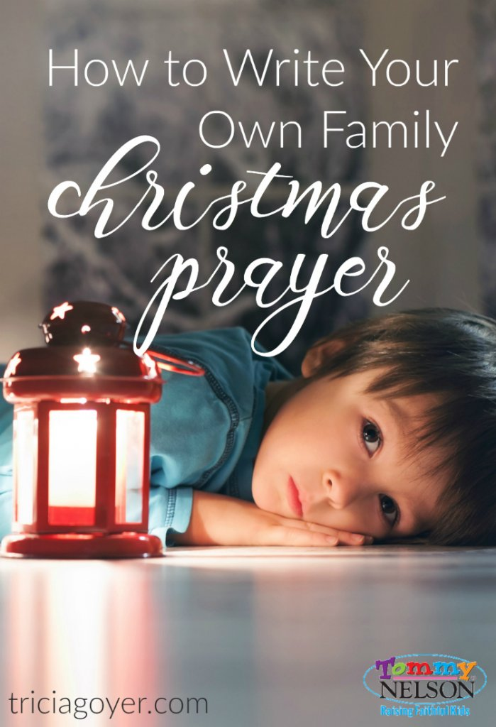 how-to-write-your-own-family-christmas-prayer