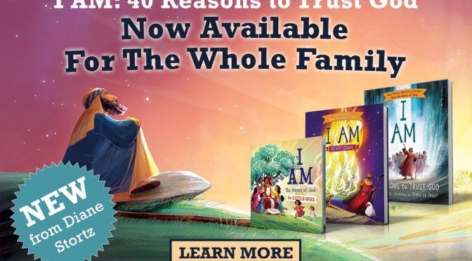 The I Am book series is now available to the entire family.