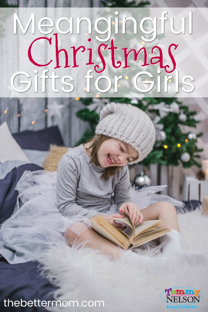 meangingful christmas gifts for girls great list of faith based books that make great