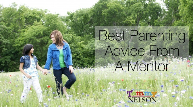 Best Parenting Advice From A Mentor
