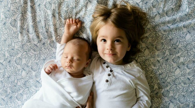 4 Ways to Prepare Kids for a New Sibling