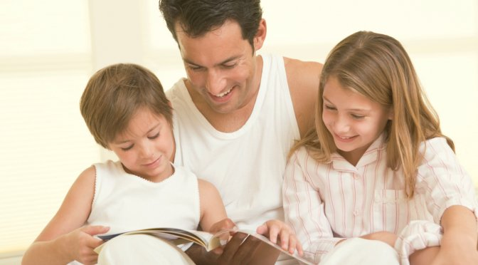 The Importance of Read-Aloud Bedtime Stories
