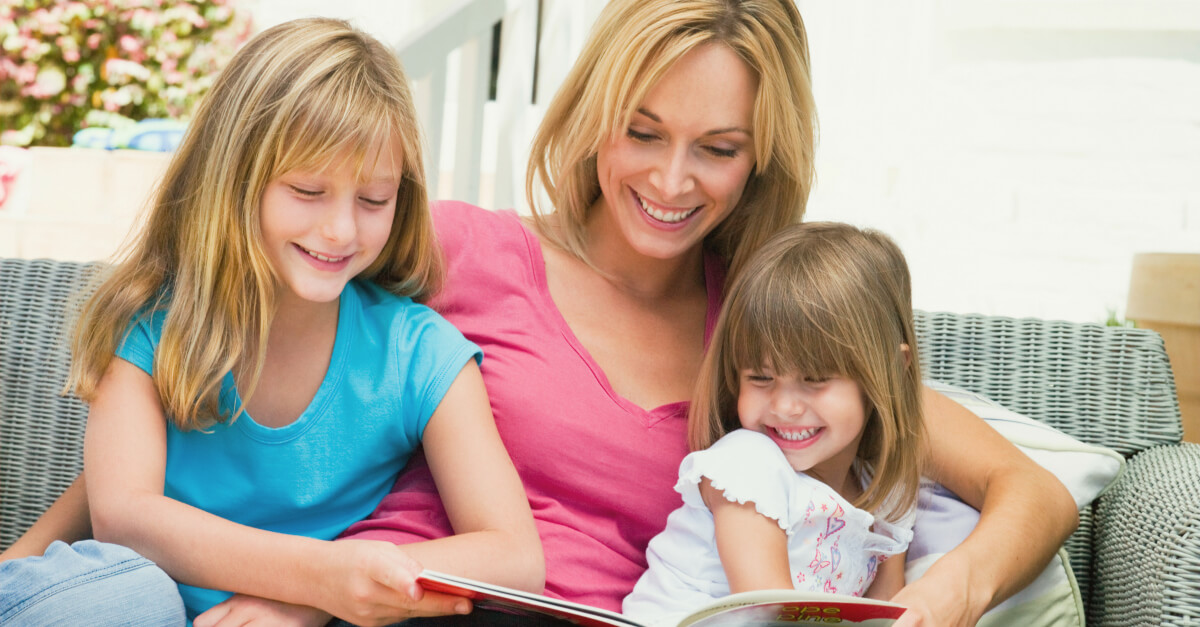 read aloud books for christian families