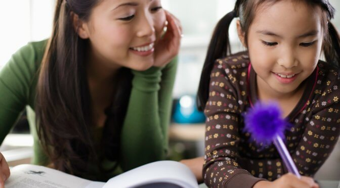 Simple Advice for a New Homeschooling Mom