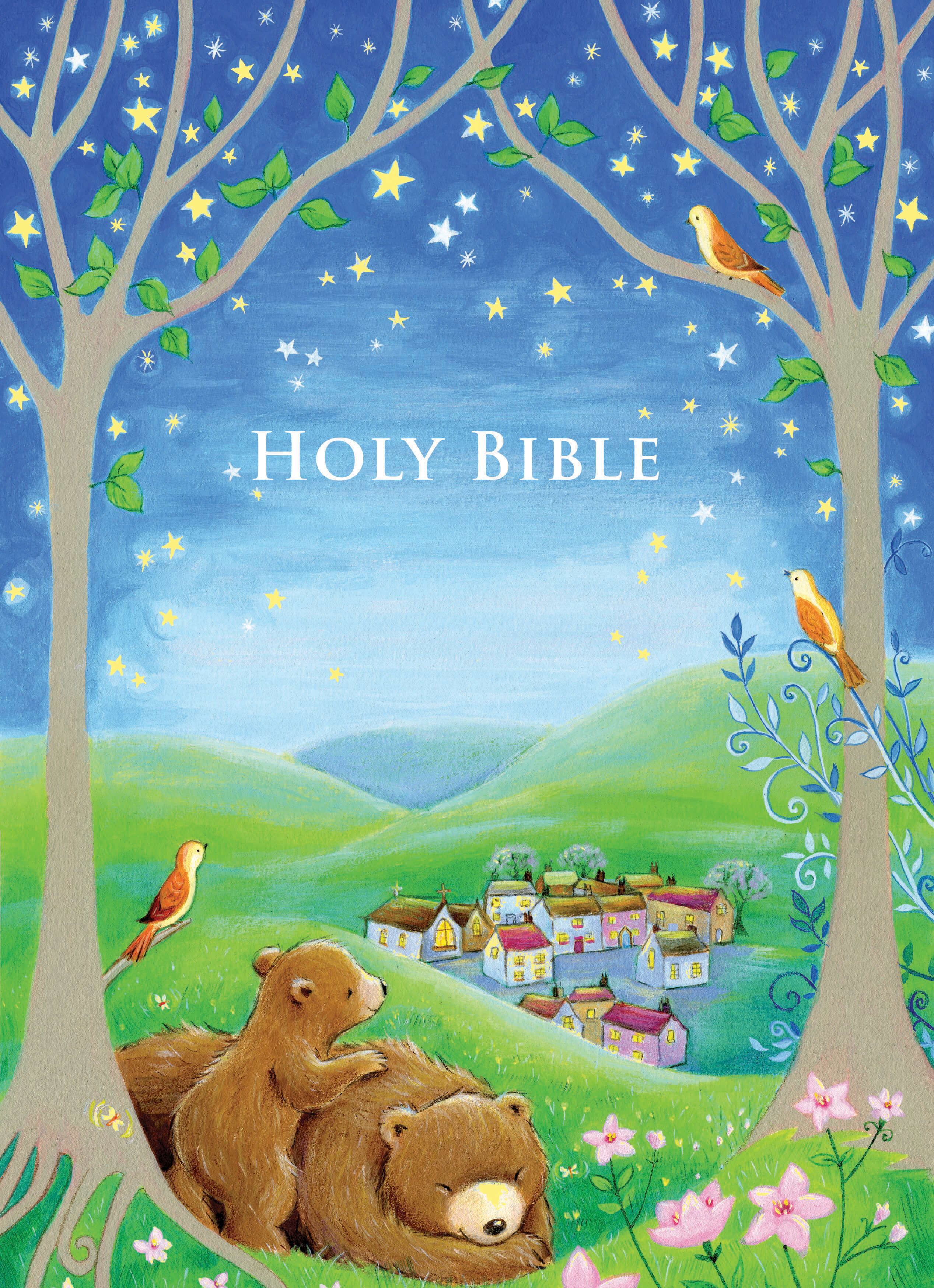 Sparkly Bedtime Holy Bible