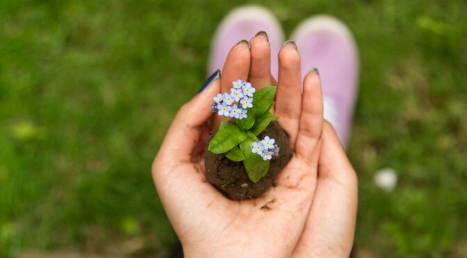 4 Spiritual Lessons to Teach Your Kids in the Garden
