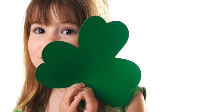 The True Tale of St. Patrick (A story to share with your children)