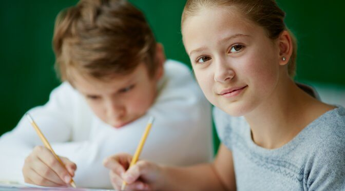 Surviving Standardized Tests: Encouragement for Every Child