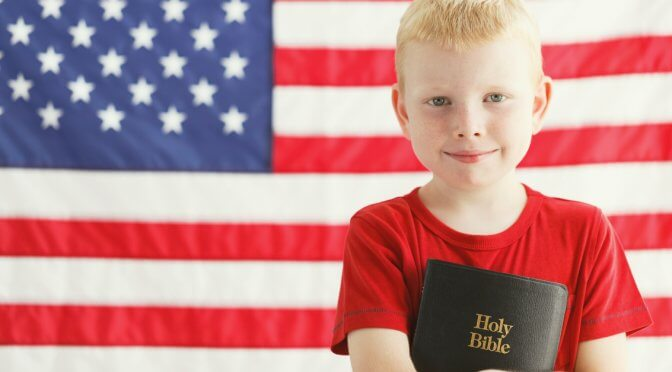 Using July 4th to Teach Kids about our Freedom in Christ