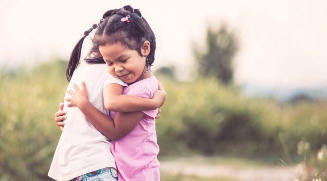 How to Teach Kids to Be a Friend Who Doesn't Quit