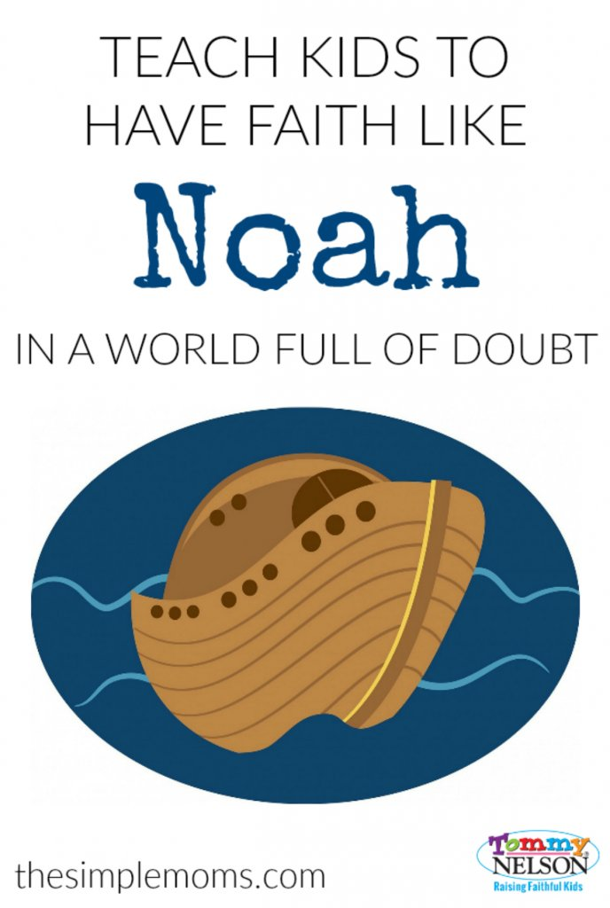 faith like noah