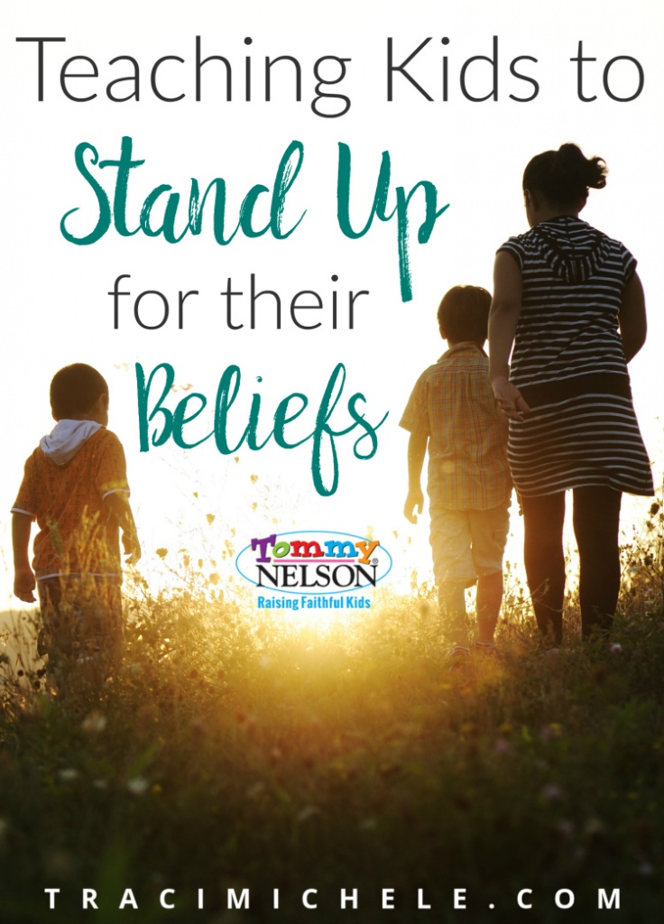 Teaching Kids to Stand Up for Their Beliefs