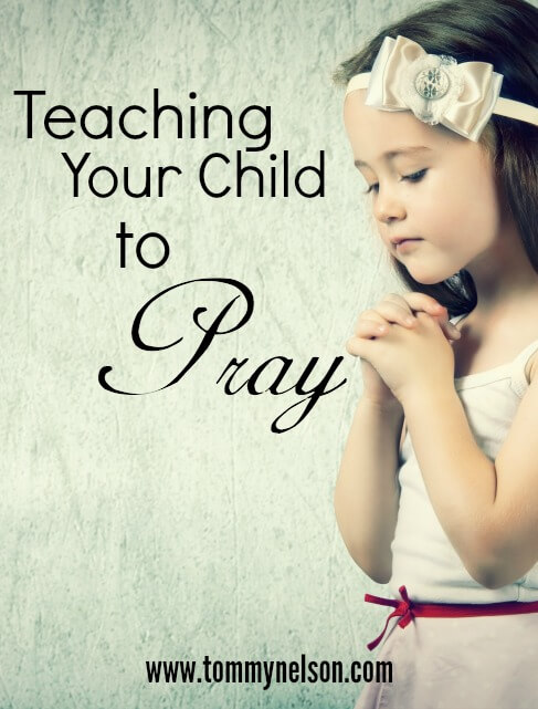 Teaching Your Child to Pray