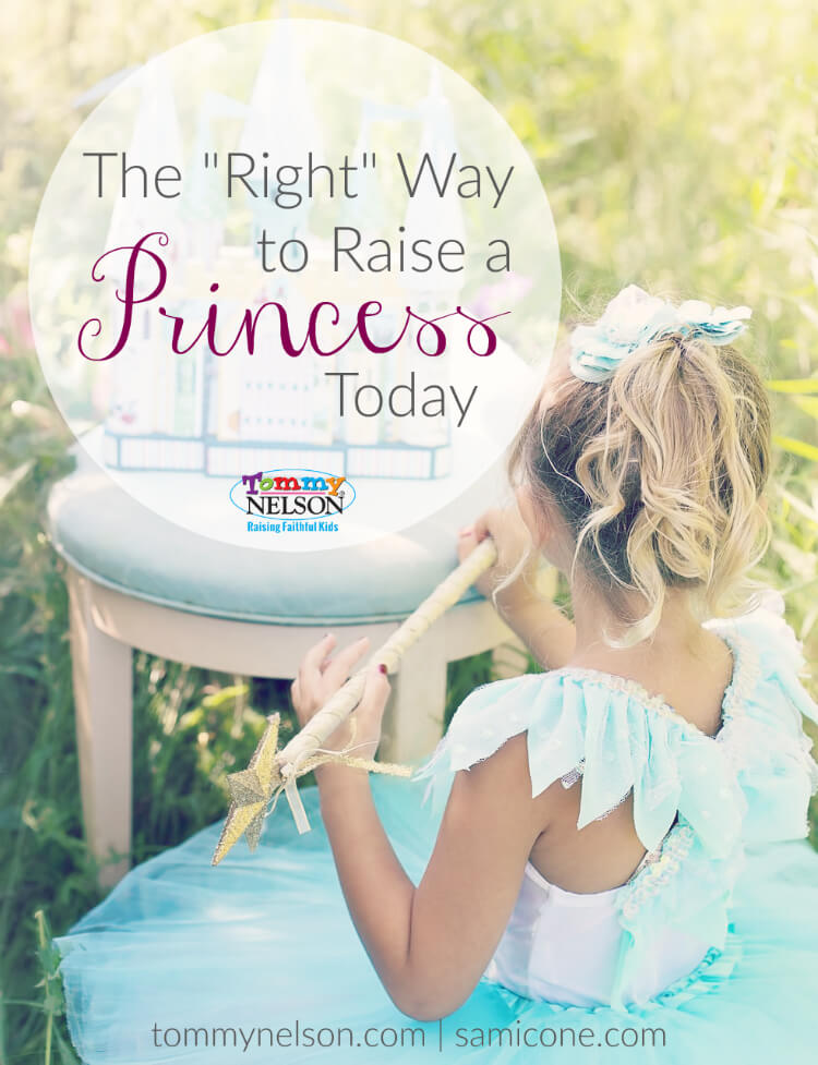 The Right Way to Raise a Princess Today