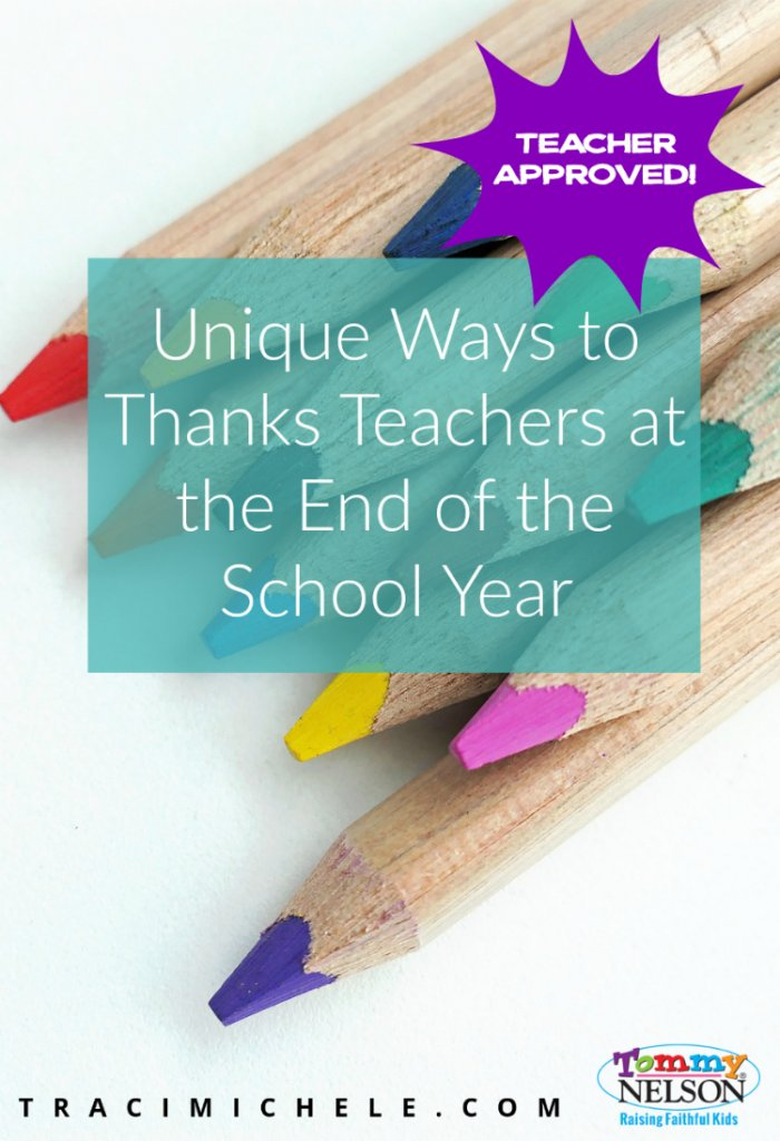 Ways to Thank Teachers