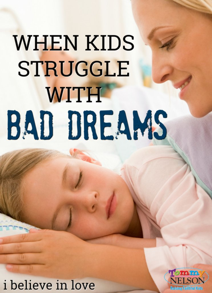 When kids struggle with bad dreams it can be overwhelming for parents. Here's what worked for one family to help their child overcome nightmares.