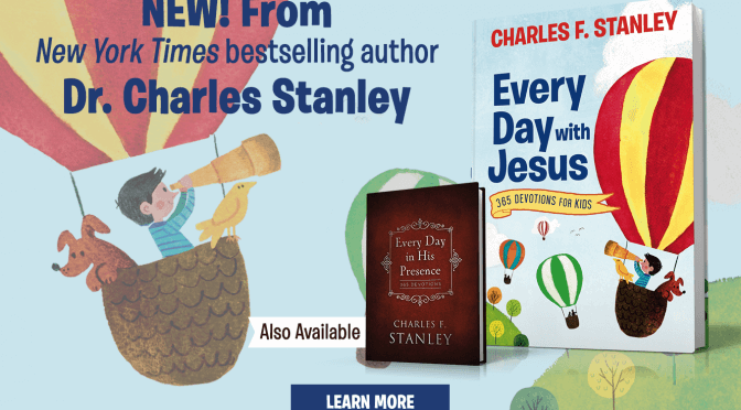 Every Day With Jesus: Available Now!