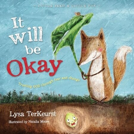 It Will Be OK Coloring Sheets