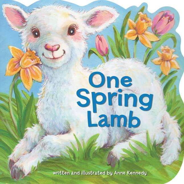 one spring lamb- cover