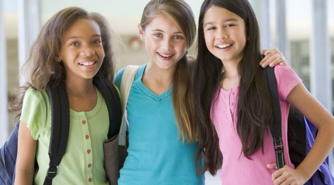 6 Important Things to Tell Your Daughter Before Middle School